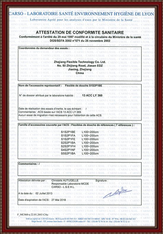 CSA Certificado