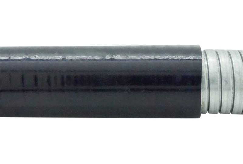 Aplicación de Impermeabilidad de Manguera Metálica de Protección Eléctrica - PEG23PVC Series