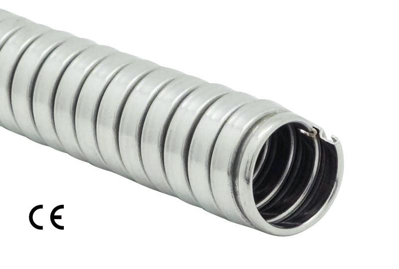 Aplicación de Bajo Riesgo de Incendio de Manguera Flexible Metálica de Protección Eléctrica -PAS23X Series (AS)