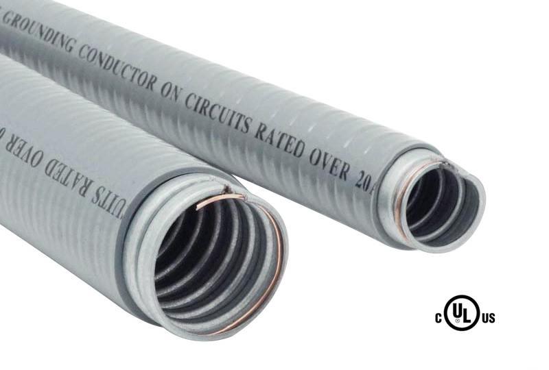 Manguera Flexible Metálica Impermeable Hermética a los Líquidos - PCULTG Series(UL 360)