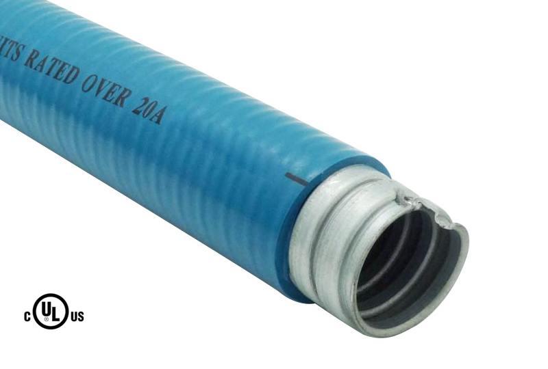 Manguera Flexible Metálica Impermeable Hermética a los Líquidos - PCBLTG Series(UL 360)