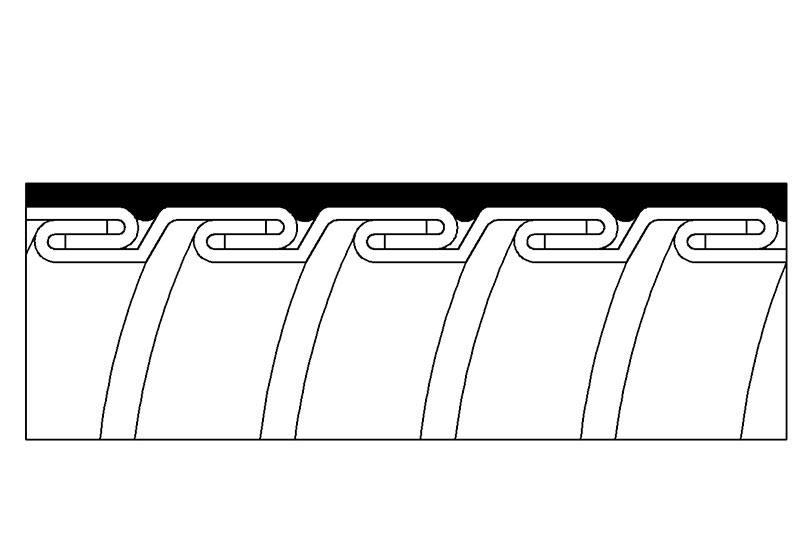 Manguera Flexible Metálica Impermeable Hermética a los Líquidos - -PLTG23PVC Series (Non-UL)
