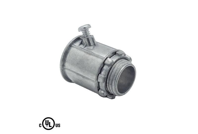 Unión de manguera flexible metálica - S10/S11/S12/S13/S14/S15/S18/S24 Series (UL514B)