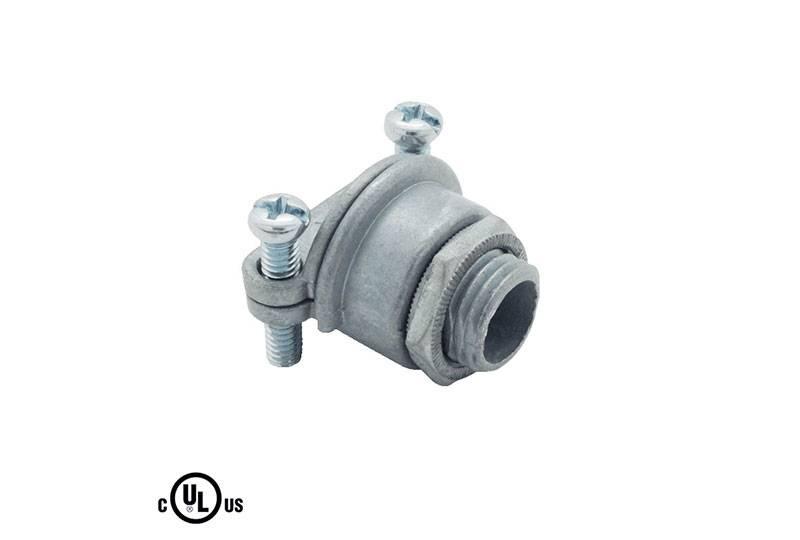 Unión de manguera flexible metálica - S19/S20/S21 Series (UL 514B)