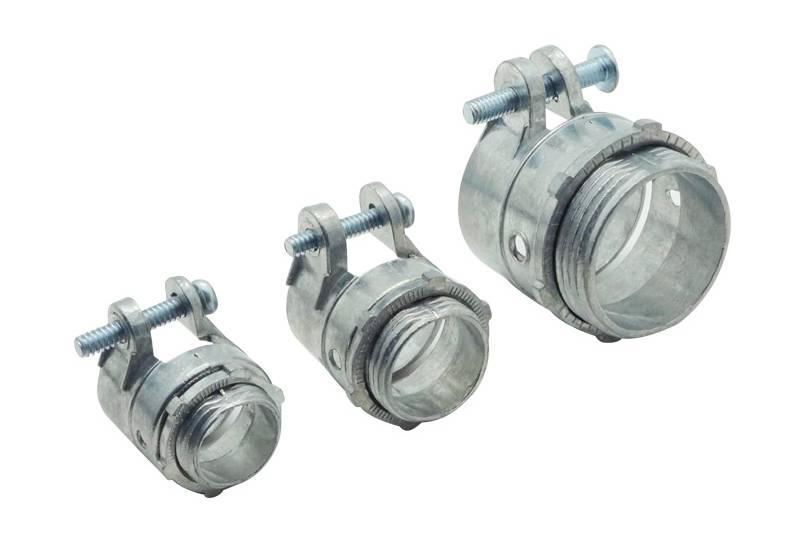 Unión de manguera flexible metálica - S25 Series (UL 514B)
