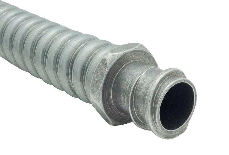 Unión de manguera flexible metálica - S26 Series (UL 514B)