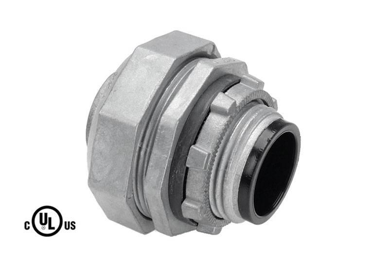 Unión de manguera flexible metálica impermeable hermética a los líquidos - S50 Series(UL 514B)