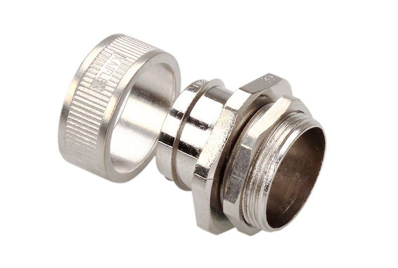 Unión de manguera flexible metálica de protección eléctrica – EU (aplicación de bajo riesgo de incendio) – EZ01 Series (EU)