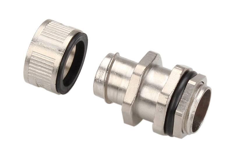 Unión de manguera flexible metálica de protección eléctrica  Aplicación impermeable – EZ11 Series (EU)