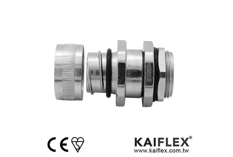 Unión de manguera flexible metálica de protección eléctrica  Aplicación de impermeabilidad – AZ11 Series