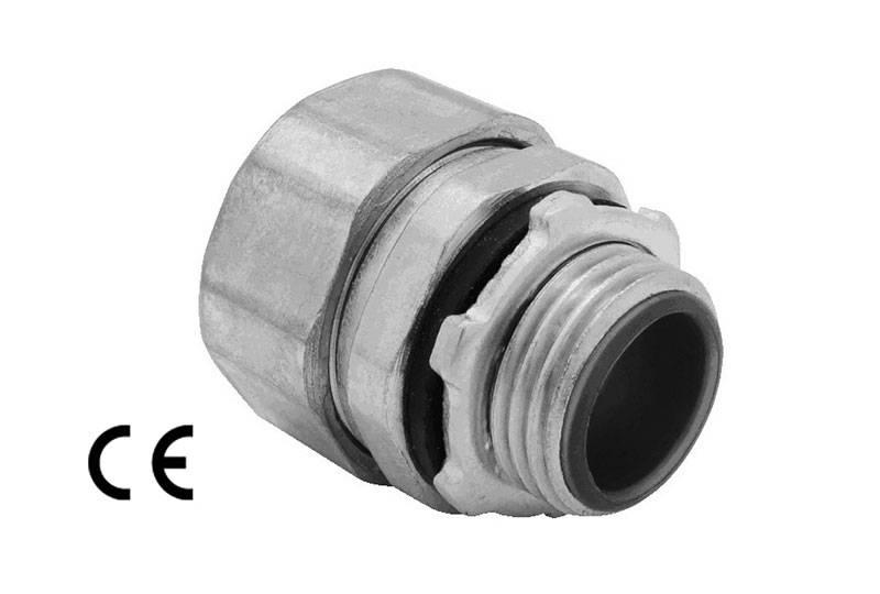 Unión de manguera flexible metálica de protección eléctrica  Aplicación de impermeabilidad – GS50 Series (AS)