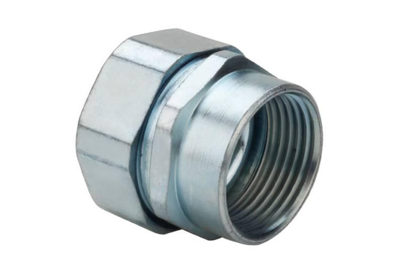 Unión de manguera flexible metálica de protección eléctrica  Aplicación de impermeabilidad – GS51 Series (AS)