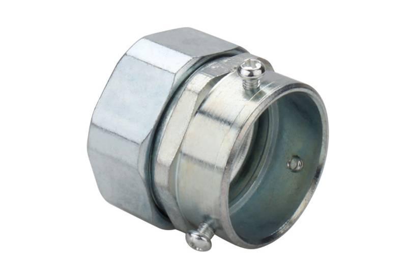 Unión de manguera flexible metálica de protección eléctrica  - Aplicación de impermeabilidad – GS52 Series (AS)