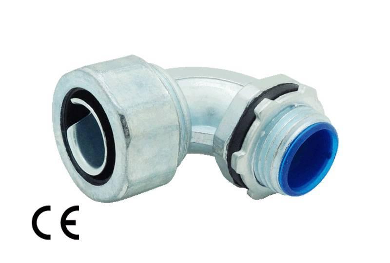 Unión de manguera flexible metálica de protección eléctrica  Aplicación de impermeabilidad – GS53 Series (AS)