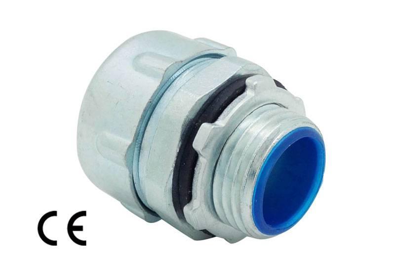 Unión de manguera flexible metálica de protección eléctrica Aplicación de impermeabilidad y anti-interferencia electromagnética- XS50 Series(EU)