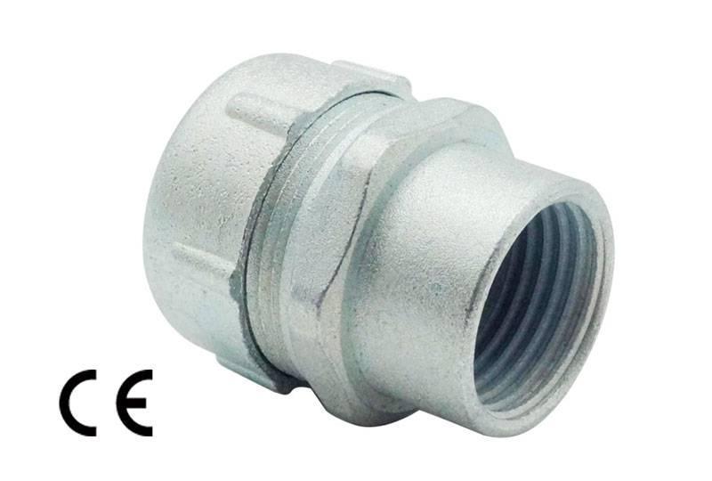 Unión de manguera flexible metálica de protección eléctrica Aplicación de impermeabilidad y anti-interferencia electromagnética- XS51 Series(EU)