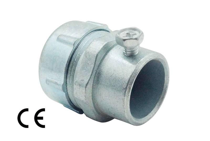 Unión de manguera flexible metálica de protección eléctrica Aplicación de impermeabilidad y anti-interferencia electromagnética- XS52 Series(EU)