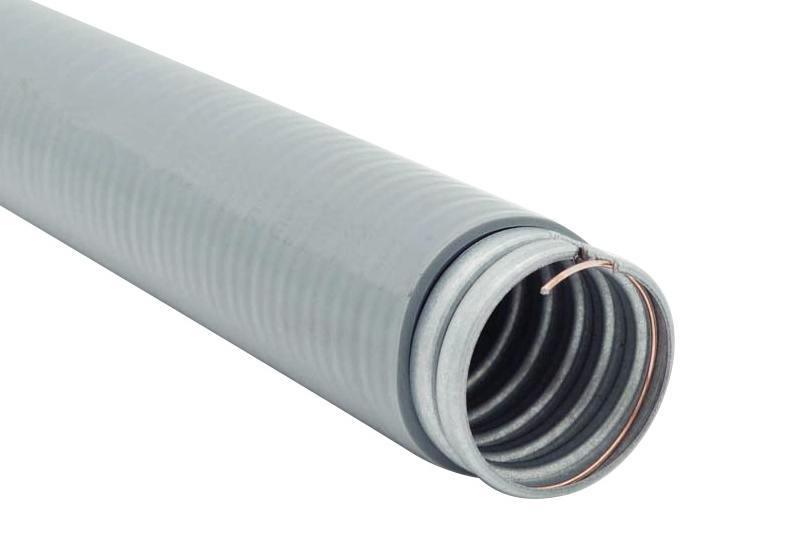 Manguera flexible metálica impermeable hermética a los líquidos - PHLTG Series(UL 360)