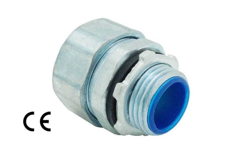 Unión de manguera flexible metálica de protección eléctrica Aplicación de impermeabilidad - BGS50 Series